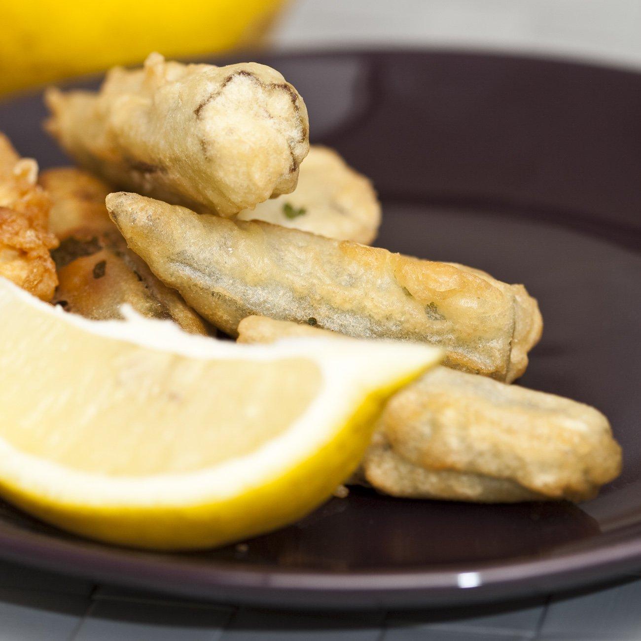 Ricetta fritto di ocra e zucchine for Gombo ricette