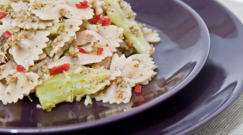 pasta con i broccoli piccanti