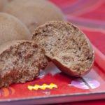 pan brioche al cacao fatto con la planetaria