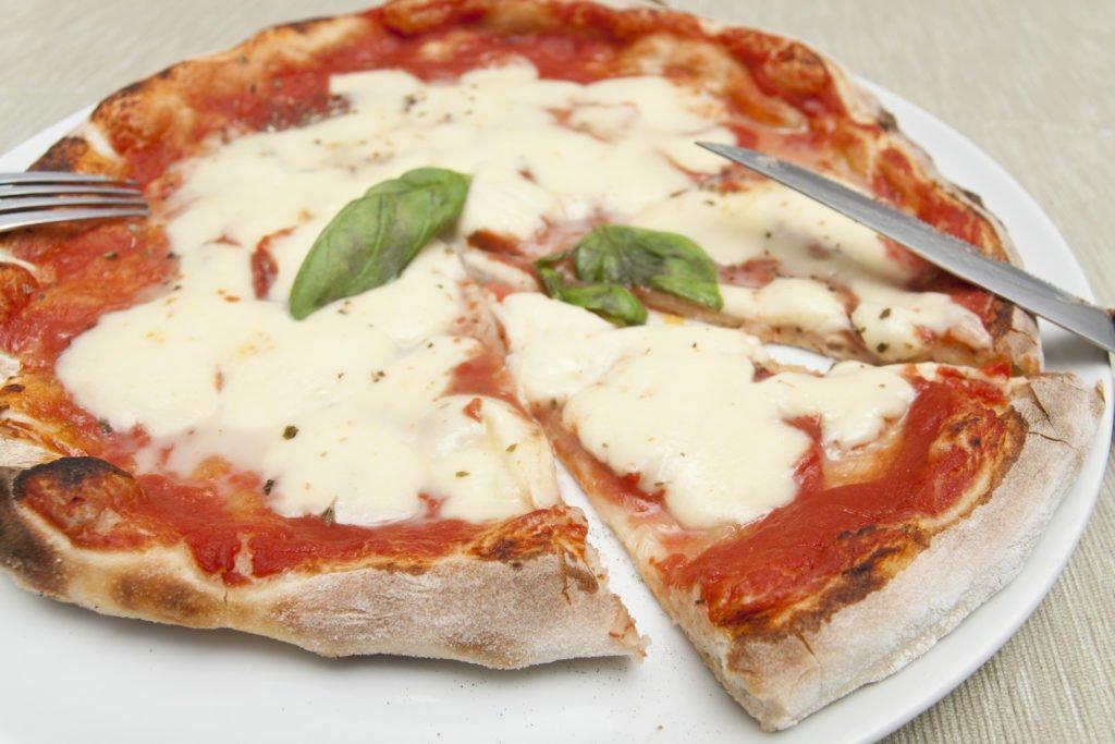 Pizza con la planetaria