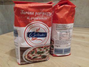 Farina per pizza Belbake