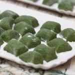 Gli gnocchi di spinaci senza patate fatti in casa