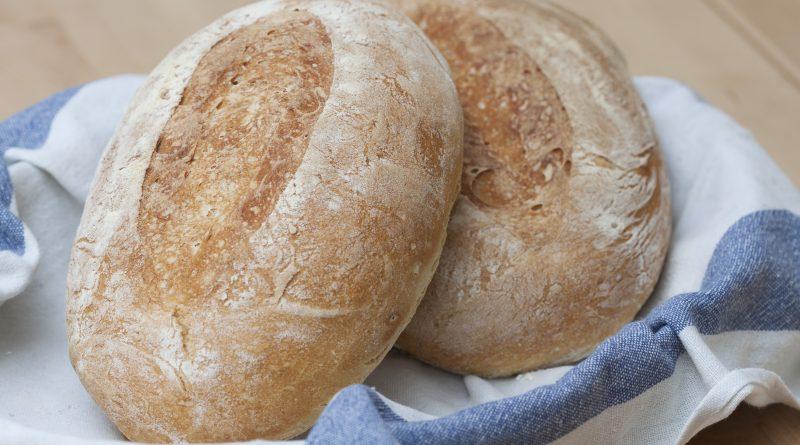 Pane fatto in casa con la planetaria