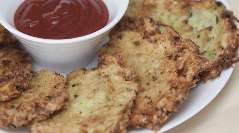 Rosti di patate fritti