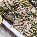 Verdure grigliate facili