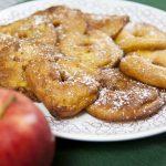 Frittelle di mele soffici e senza lievito
